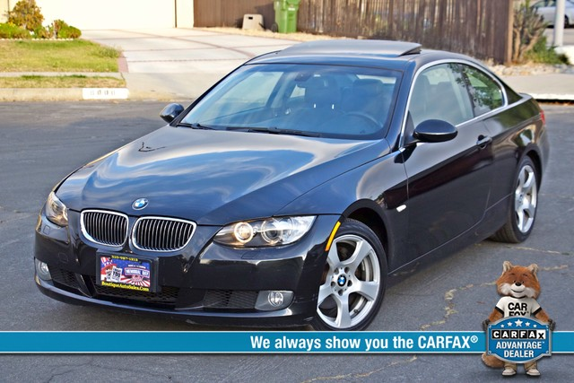 2008 BMW 328xi COUPE PREMIUM / SPORT PKG NAVIGATION AUTOMATIC HEATED STS XENON SERVICE RECORDS Woodland Hills, CA 0