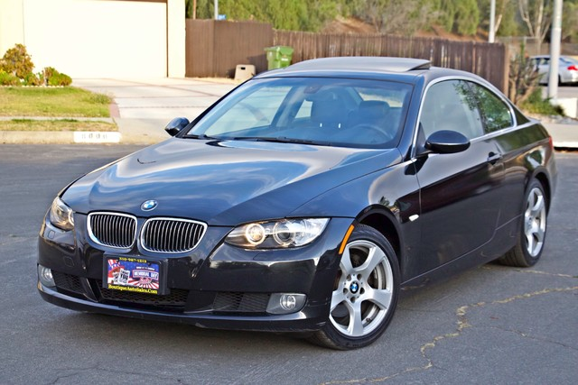 2008 BMW 328xi COUPE PREMIUM / SPORT PKG NAVIGATION AUTOMATIC HEATED STS XENON SERVICE RECORDS Woodland Hills, CA 1