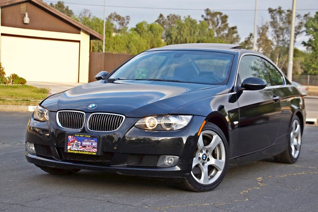 2008 BMW 328xi COUPE PREMIUM / SPORT PKG NAVIGATION AUTOMATIC HEATED STS XENON SERVICE RECORDS Woodland Hills, CA 2