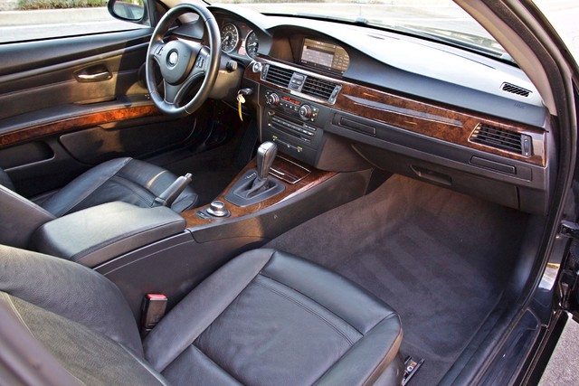 2008 BMW 328xi COUPE PREMIUM / SPORT PKG NAVIGATION AUTOMATIC HEATED STS XENON SERVICE RECORDS Woodland Hills, CA 18