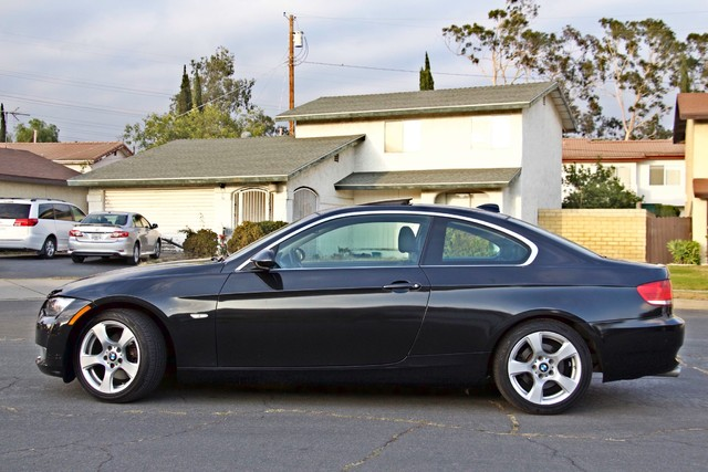 2008 BMW 328xi COUPE PREMIUM / SPORT PKG NAVIGATION AUTOMATIC HEATED STS XENON SERVICE RECORDS Woodland Hills, CA 6