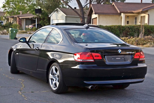 2008 BMW 328xi COUPE PREMIUM / SPORT PKG NAVIGATION AUTOMATIC HEATED STS XENON SERVICE RECORDS Woodland Hills, CA 8