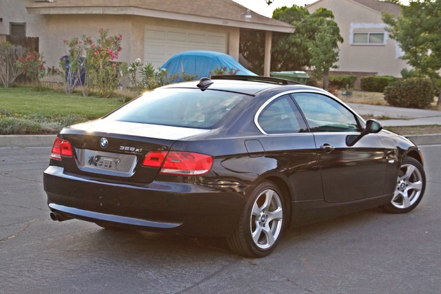 2008 BMW 328xi COUPE PREMIUM / SPORT PKG NAVIGATION AUTOMATIC HEATED STS XENON SERVICE RECORDS Woodland Hills, CA 10