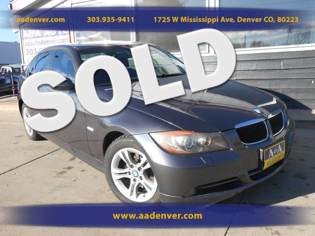 BMW Xi AWD Denver CO AA Automotive Of Denver - 2008 bmw price