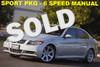 2008 BMW 335i - sport pkg - manual transmission BURBANK, California
