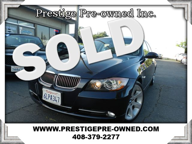 2008 BMW 335i ((**NAVIGATION/MOONROOF/HEATED SEATS*)  in Campbell CA