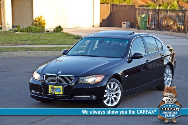 2008 BMW 335i SPORTS / PREMIUM PKG 85K MLS AUTO NAVIGATION SERVICE RECORDS XENON NEW TIRES1-OWNER! Woodland Hills, CA 0