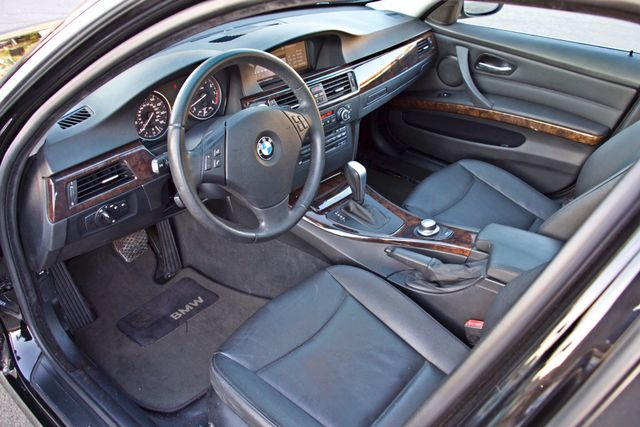 2008 BMW 335i SPORTS / PREMIUM PKG 85K MLS AUTO NAVIGATION SERVICE RECORDS XENON NEW TIRES1-OWNER! Woodland Hills, CA 15