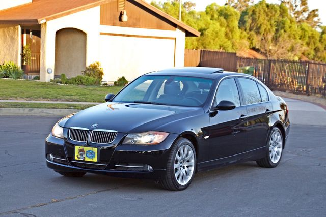 2008 BMW 335i SPORTS / PREMIUM PKG 85K MLS AUTO NAVIGATION SERVICE RECORDS XENON NEW TIRES1-OWNER! Woodland Hills, CA 10