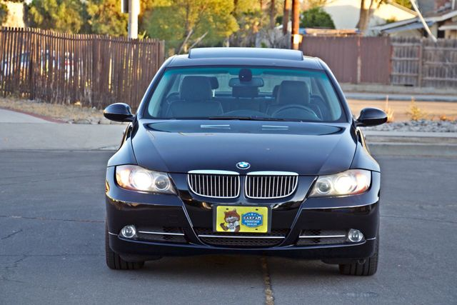 2008 BMW 335i SPORTS / PREMIUM PKG 85K MLS AUTO NAVIGATION SERVICE RECORDS XENON NEW TIRES1-OWNER! Woodland Hills, CA 9
