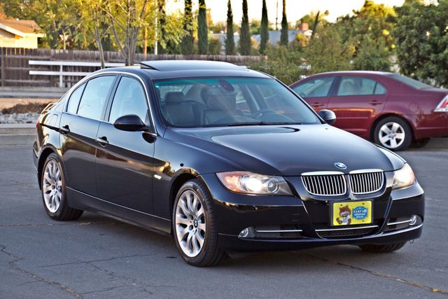 2008 BMW 335i SPORTS / PREMIUM PKG 85K MLS AUTO NAVIGATION SERVICE RECORDS XENON NEW TIRES1-OWNER! Woodland Hills, CA 8