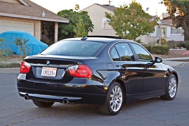 2008 BMW 335i SPORTS / PREMIUM PKG 85K MLS AUTO NAVIGATION SERVICE RECORDS XENON NEW TIRES1-OWNER! Woodland Hills, CA 6