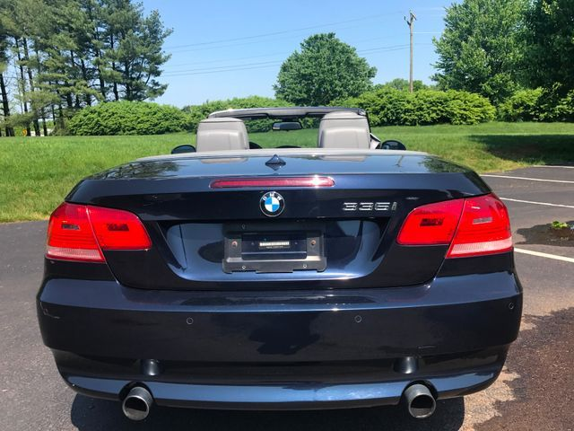 2008 BMW 335i convertible / Sport Pkg Sterling, Virginia 14