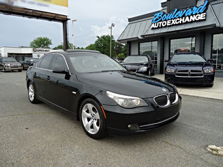 2008 BMW 528i Charlotte, North Carolina