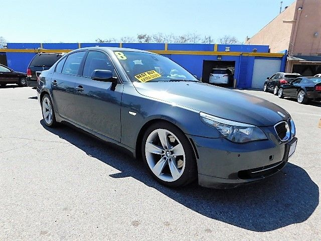 2008 BMW 528i Limited warranty included to assure your worry-free purchase AutoCheck report is av