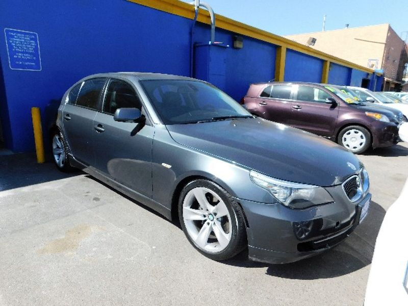 2008 BMW 528i  | Santa Ana, California | Santa Ana Auto Center in Santa Ana California
