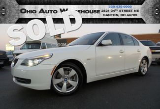 2008 BMW 528xi AWD Sunroof 1-Own Clean Carfax We Finance | Canton, Ohio | Ohio Auto Warehouse LLC in  Ohio