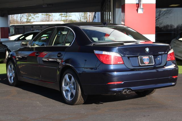 2008 BMW 528xi AWD - PREMIUM & COLD WEATHER PKGS! Mooresville , NC 24