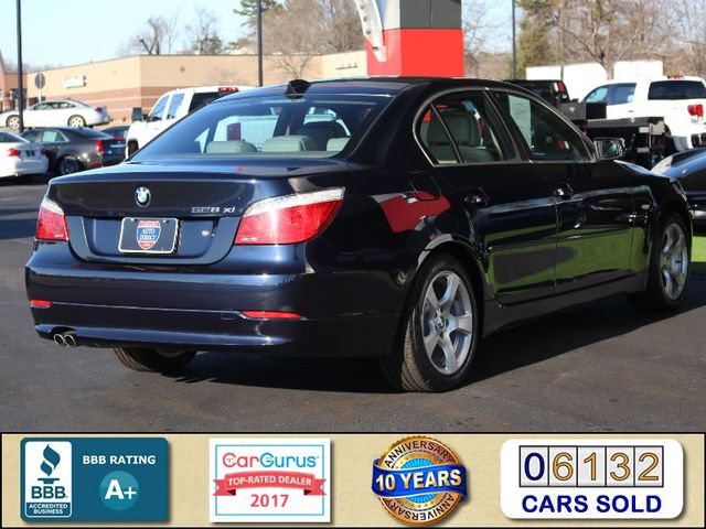 2008 BMW 528xi AWD - PREMIUM & COLD WEATHER PKGS! Mooresville , NC 2