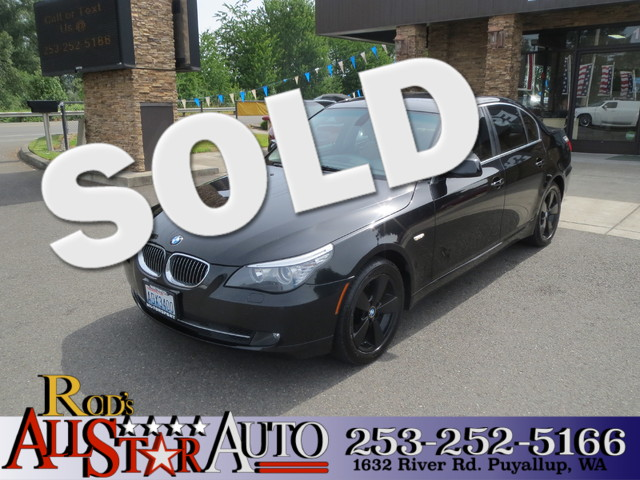 2008 BMW 528xi The CARFAX Buy Back Guarantee that comes with this vehicle means that you can buy w