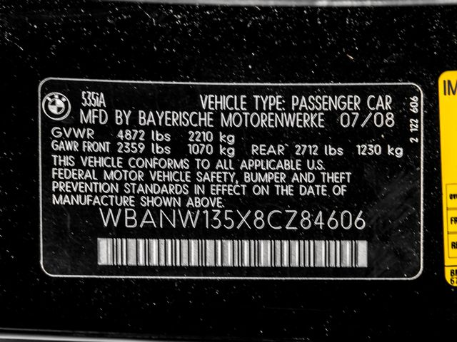 2008 BMW 535i Burbank, CA 27