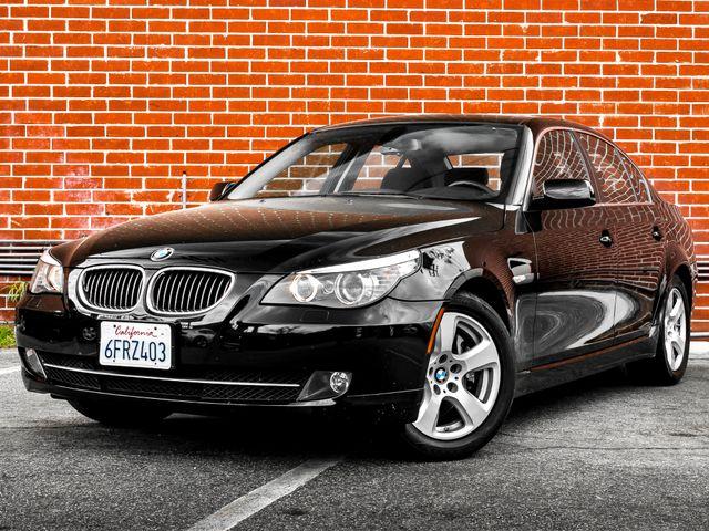 2008 BMW 535i Burbank, CA 0