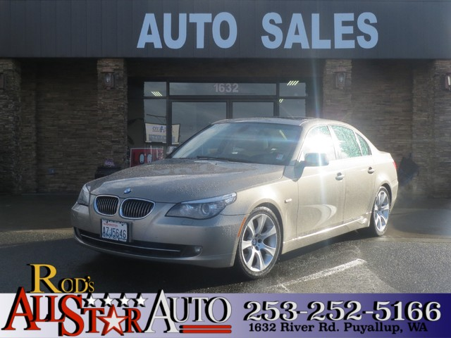 2008 BMW 535i LOW MILES The typical 2008 should have anywhere 80-120K Miles This BMW 535i only h