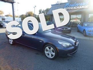 2008 BMW 535xi  sport nav system Charlotte, North Carolina