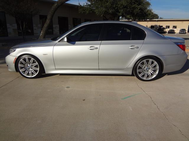 2008 BMW 550i Austin , Texas 12