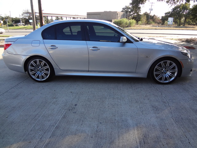 2008 BMW 550i Austin , Texas 6