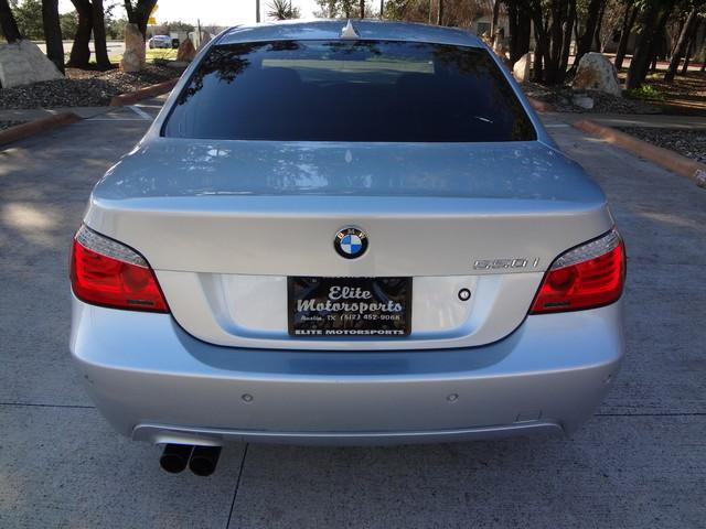 2008 BMW 550i Austin , Texas 4