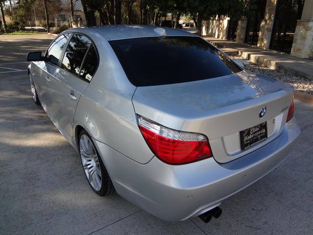 2008 BMW 550i Austin , Texas 3