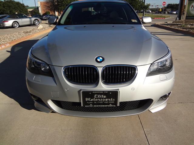 2008 BMW 550i Austin , Texas 10