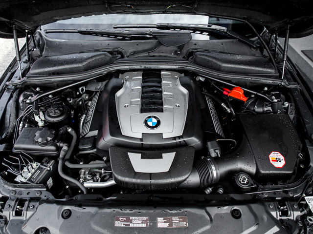 2008 BMW 550i Burbank, CA 12