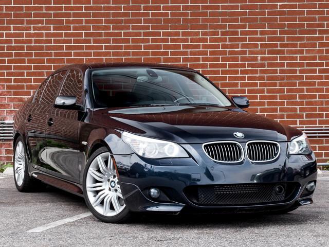 2008 BMW 550i Burbank, CA 2