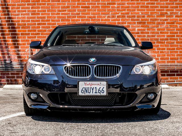 2008 BMW 550i Burbank, CA 1