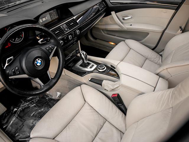 2008 BMW 550i Burbank, CA 10