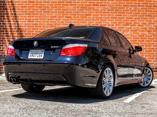 2008 BMW 550i Burbank, CA 3