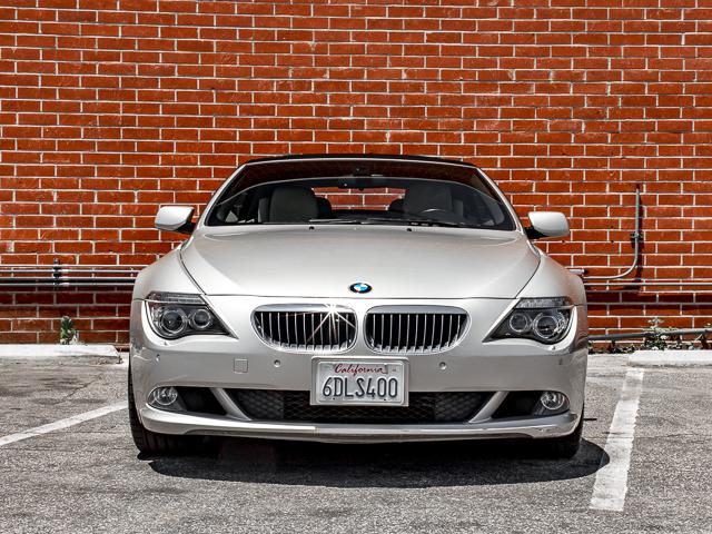 2008 BMW 650i Burbank, CA 4