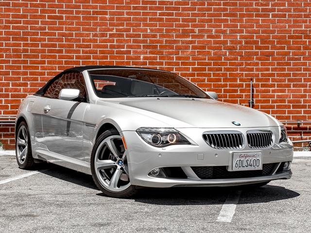 2008 BMW 650i Burbank, CA 3