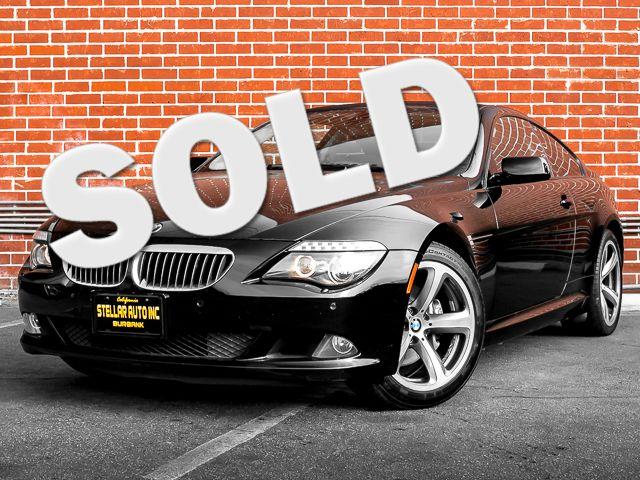2008 BMW 650i Burbank, CA 0