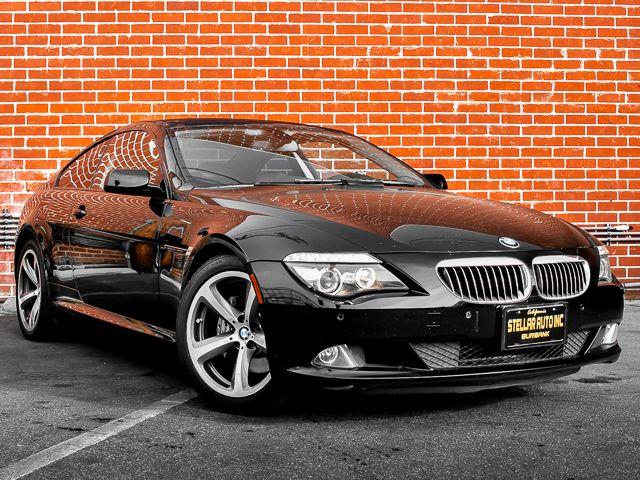 2008 BMW 650i Burbank, CA 1