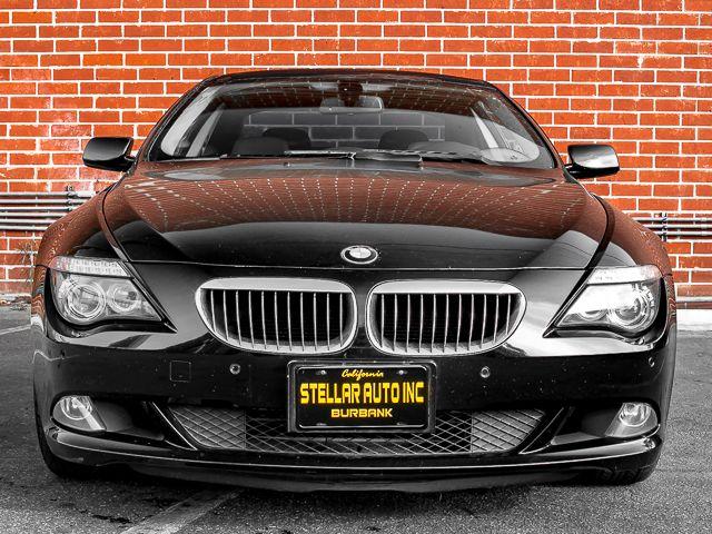 2008 BMW 650i Burbank, CA 2
