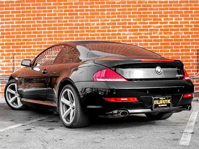 2008 BMW 650i Burbank, CA 7