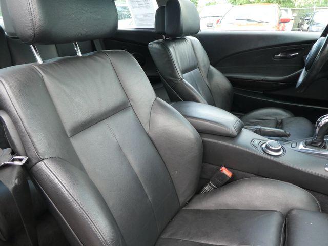 2008 BMW 650i M SPORT PKG Leesburg, Virginia 14