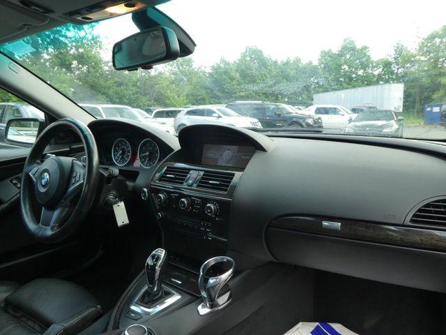 2008 BMW 650i M SPORT PKG Leesburg, Virginia 15