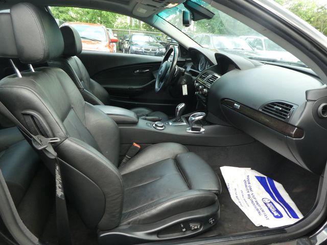 2008 BMW 650i M SPORT PKG Leesburg, Virginia 17