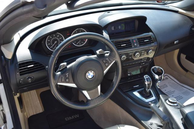 2008 BMW 650i 2dr Conv 650i Richmond Hill, New York 12