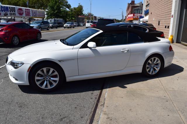 2008 BMW 650i 2dr Conv 650i Richmond Hill, New York 5