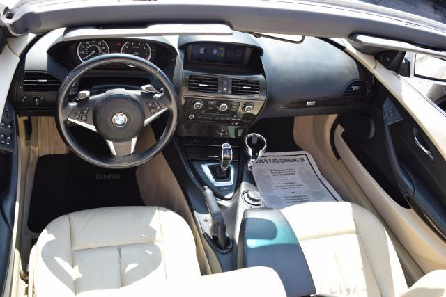 2008 BMW 650i 2dr Conv 650i Richmond Hill, New York 9